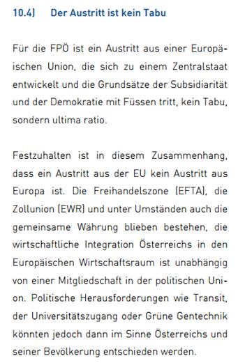 """Auszug aus dem """"Handbuch freiheitlicher Politik"""", S. 278"""