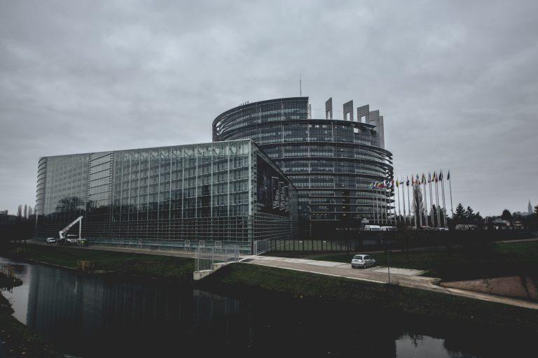 Die EU, oder: Strasbourg, France